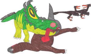 Badass Ancient Animals: Nr. 4 by RickRaptor105