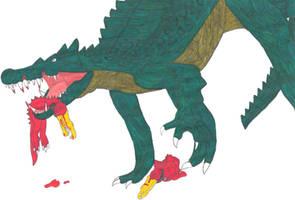 Badass Ancient Animals: Nr. 1 by RickRaptor105