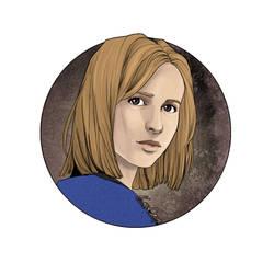 Lieutenant Sarah Richards by SeekHim