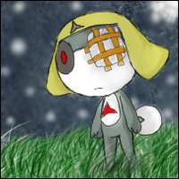 +Chibi Zoruru - Alone...+ by Flower-chan