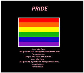 Pride- I am who I am by Travels-in-Time