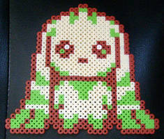 Bead Sprite: Terriermon by mancy157