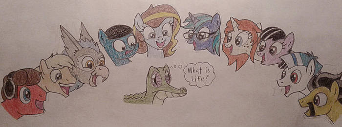 Bronies React: Slice of Life by jebens1
