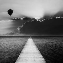 some walk some fly by VaggelisFragiadakis