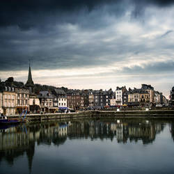 afternoon at Honfleur.... by VaggelisFragiadakis