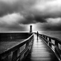 light my path.... by VaggelisFragiadakis
