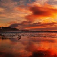 beach run.. by VaggelisFragiadakis