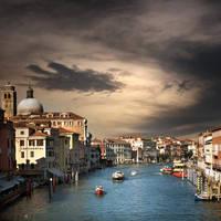 Venice..... by VaggelisFragiadakis