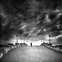 uphill road...... by VaggelisFragiadakis