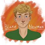 Blake Newman by doodle-san