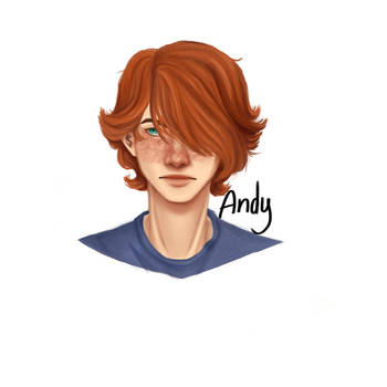 Andrew by doodle-san