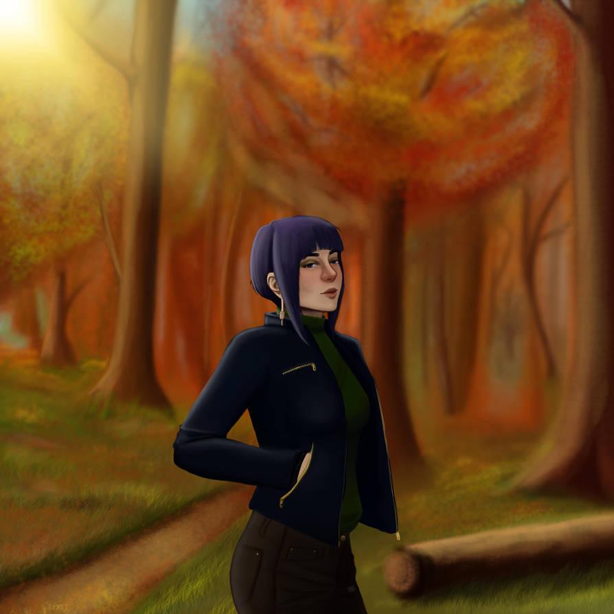 Jirou- November by doodle-san