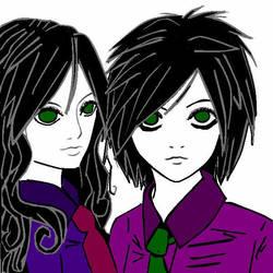 Esme and Alisa by Soulreaper1341