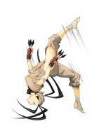 Street Fighter by ShinigamiRyuku