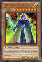 Legendary Knight Critias by JAM4077
