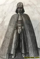 Darth Vader by JAM4077