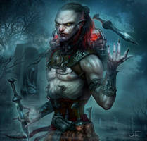 Blood Machine by suley-man