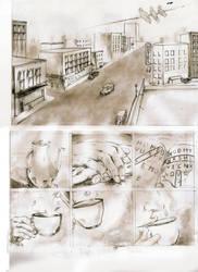 art class stuff by NavyBlueManga