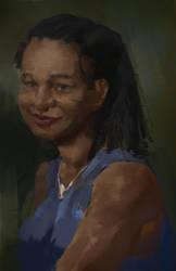 Portrait by NavyBlueManga