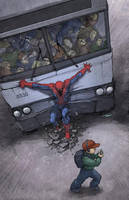 Spider-man by francis001
