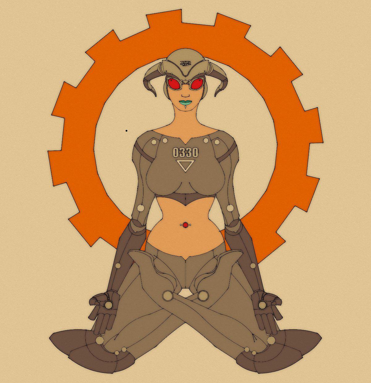 Mandala by francis001