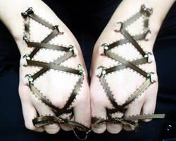 Hand Corsets x1 by Rurekk