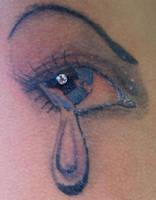 Microdermal in a Tattoo by Rurekk