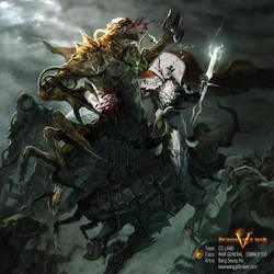War general by VictorBang