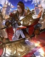 Assassin Duke by VictorBang