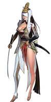 Uesugi Kenshin by VictorBang