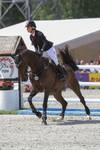 3DE Show Jumping Phase Stock 189 by LuDa-Stock