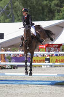3DE Show Jumping Phase Stock 188 by LuDa-Stock