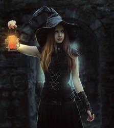 Into Darkness by KCsummerz