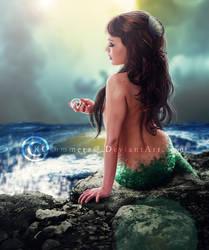 Mermaid by KCsummerz