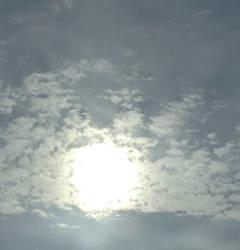 The Sun Breaks Through by Ladyella4