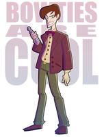 Doctor Who by AviKishundat