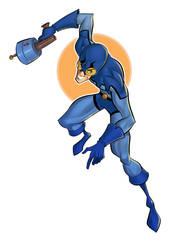 Blue Beetle by AviKishundat