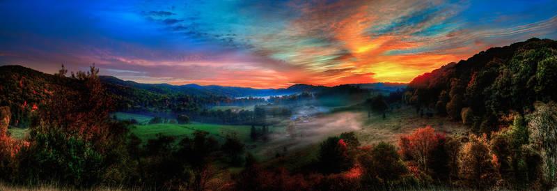 A New Dawn by AugenStudios