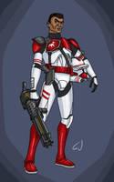 Lieutenant Acklay by SmacksArt
