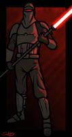 Vader's Shadow Guard by SmacksArt
