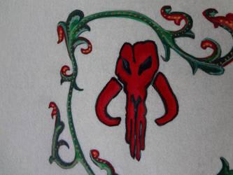 Medieval style art by Merlyn-Gabriel