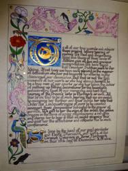 Lingdquistrines for Siobhan by Merlyn-Gabriel