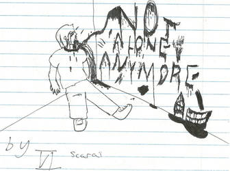 Not alone anymore by universaldemos0