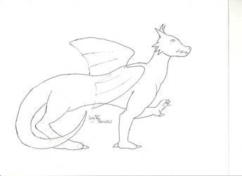 Dragon Practice by universaldemos0