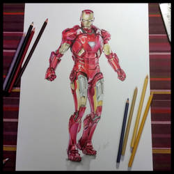 IRON MAN by AlessandroConti