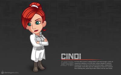 Cindi by hextupleyoodot