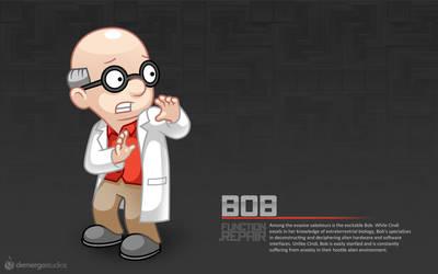 Bob by hextupleyoodot