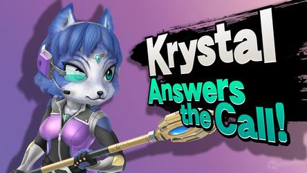 Krystal Answers the Call! by hextupleyoodot