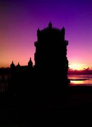 Torre de Belem by GeorgeXVII