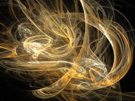 Golden chaos by GeorgeXVII